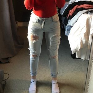 American Eagle jeans - next level stretch